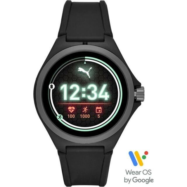 Brand New Puma Smartwatch Black (PT9100)