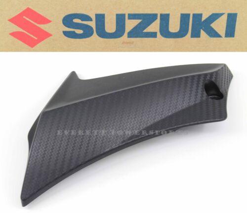 New Genuine Suzuki Left Side Cowl 11-16 GSX-R 600 750 Side Tank Fairing OEM P122