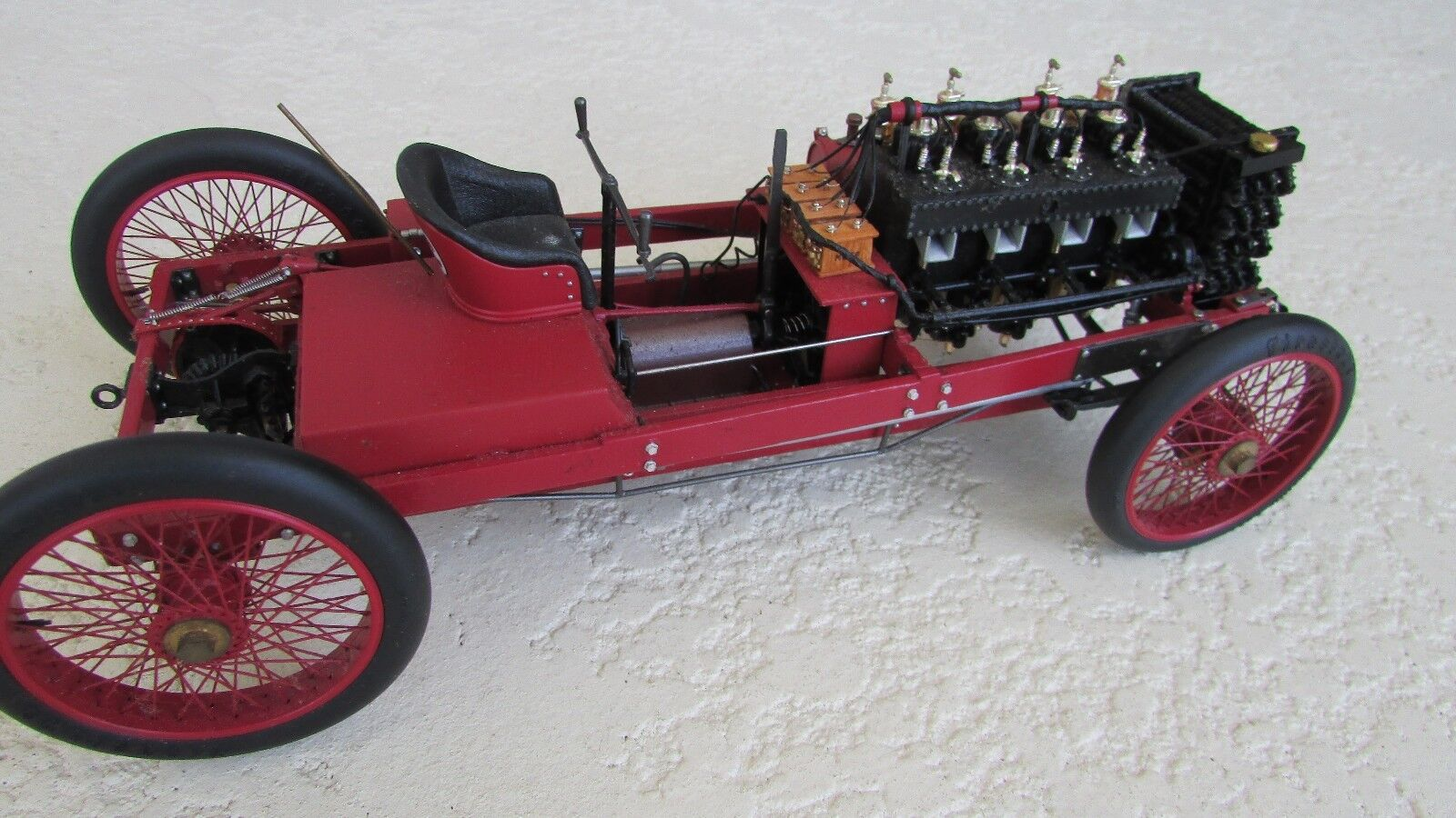 Exoto 1902 Henry Ford 999 race car 1:18 original boxes new unopened condition