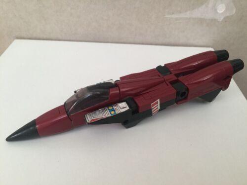 Transformers G1 1985 THRUST seeker BODY only 1 hasbro takara