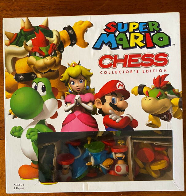 Super Mario Brothers Chess Collector's Edition