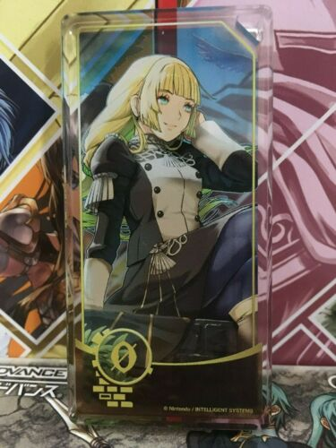 Ingrid Domiterior FE Key chain Fire Emblem 0 Cipher C97 Limited Comiket