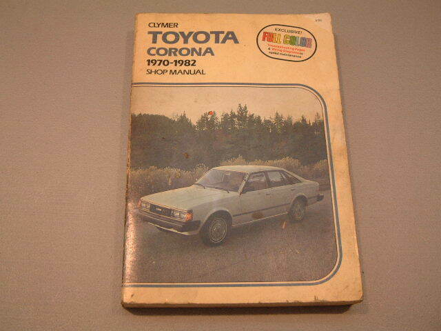 Diagram Download 1970s Toyota Corona Repair Manual Diagram Full Version Hd Quality Manual Diagram Pindiagram Les Cafes Deric Orleans Fr