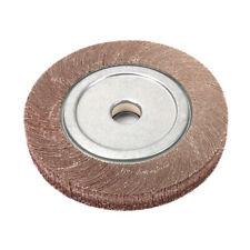 "5pc TOOLMAN 4.5/""x 7//8/"" Polishing Grinding Wheel Flap Discfor Metal 80 Grit Grain"