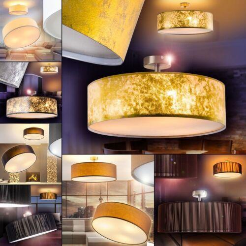 50 cm Flur Dielen Lampen Deckenleuchte Foggia Wohn Schlaf Kinder Raum Zimmer