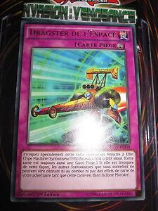 """Yu-Gi-Oh /""""Fin de Qlivie/"""" INOV-FR076 rare"""