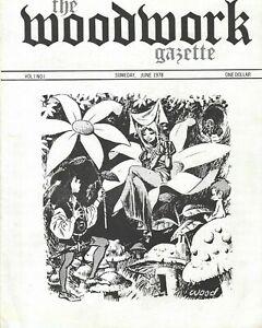 WALLACE-WOOD-WALLY-THE-WOODWORK-GAZETTE-VOL-1-NUMBER-1-JUNE-1978-FRIENDS-ODKIN