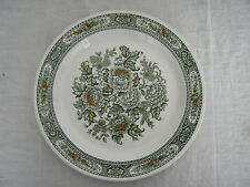 C4 Pottery Ridgway Canterbury Dinner Plate Large 26cm 1C2D