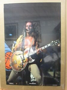 TED NUGENT musician rock n/' roll 1977 Vintage poster Inv#G1994