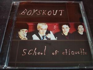 THE-BOYSKOUT-School-Of-Etiquette-CD-New-Wave-Indie-Rock-Post-Punk
