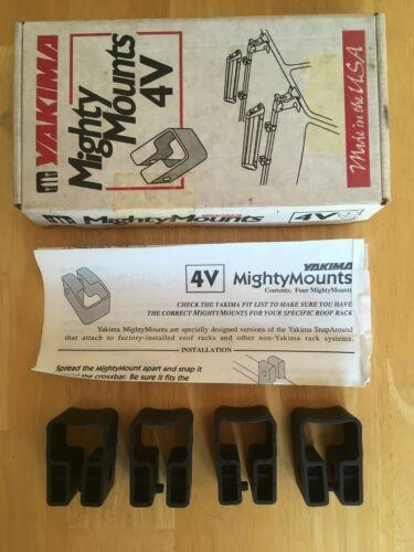 Yakima pourrait Mount 4 V clips