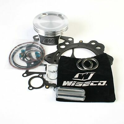 Wiseco Top End Piston Gaskets Rebuild Kit 102mm Std 9.2:1 Comp Yamaha Raptor 700