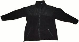 Polartec Black Fleece Classic 300 Jacket - Large - Pre-Owned
