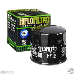 HIFLO ÖLFILTER HF153 DUCATI 999 R 998 2003-2006