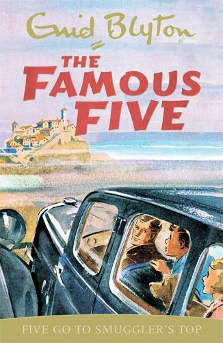 Five Go to Smuggler's Top (Famous Five), Enid Blyton, New