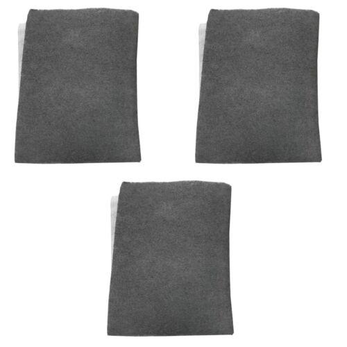 3 Pièces Filtre Filtre à charbon actif kohefilter Brume Filtre Filtre Hotte