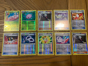 10-X-Roaring-Skies-Reverse-Holo-Pokemon-Cards-NM