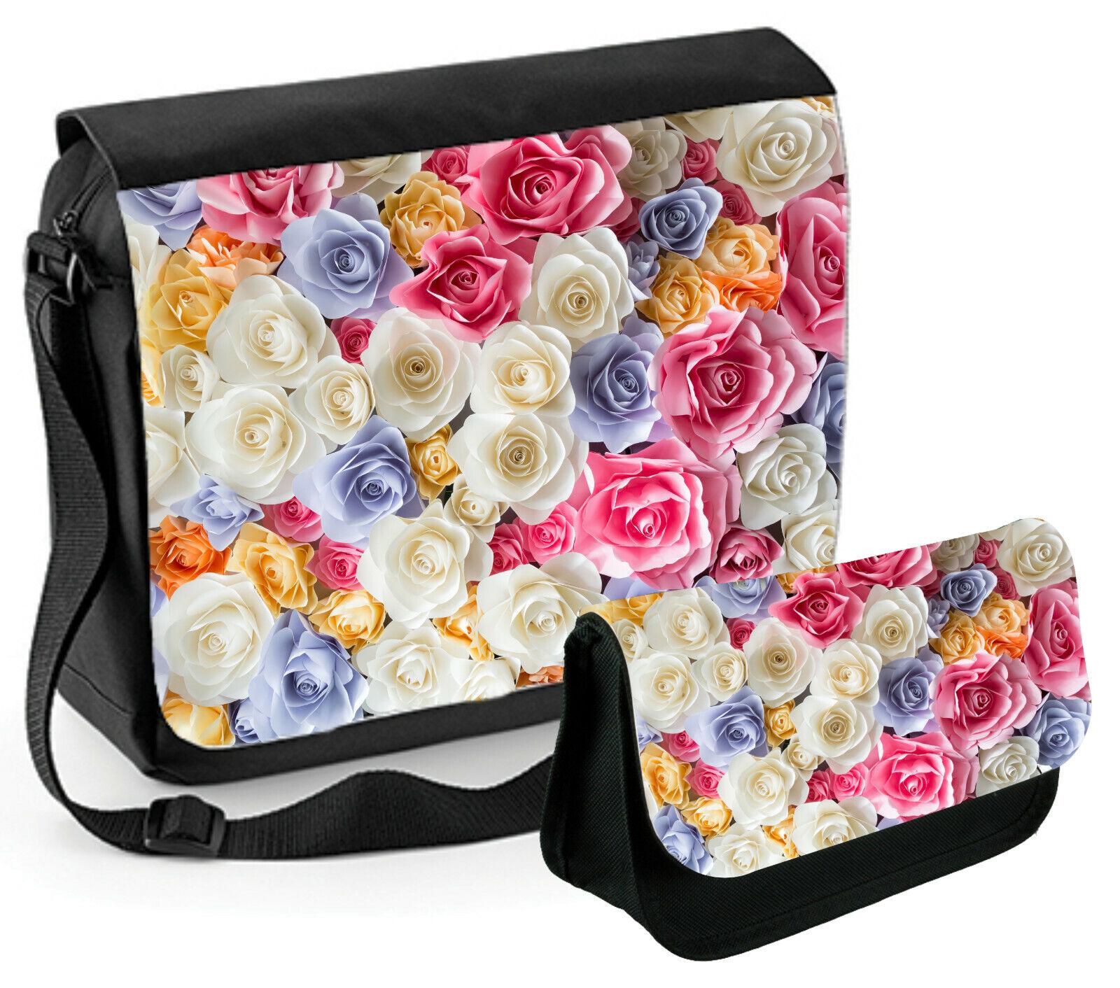 Collegetasche RosaN RosaN RosaN Schultasche Schultertasche MessengerBag Umhängetasche | Qualität Produkte  | Neues Design  | Kaufen Sie online  1c62bb