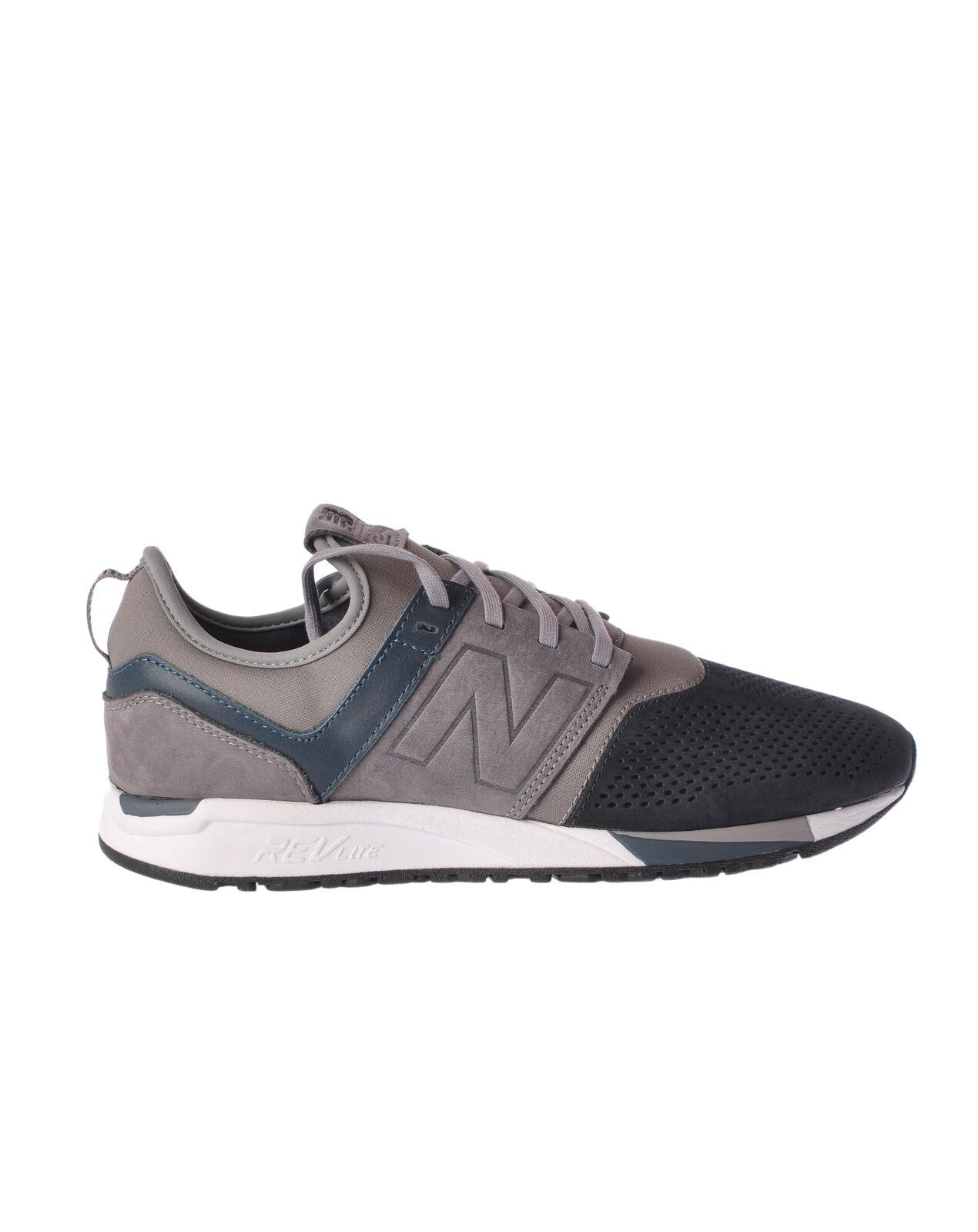 New Balance - shoes-shoes - Man - Grey - 4748910H185041