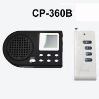 Hunting Bird Caller 10w Bird Whistle Speaker Amplifier Bird Sound Remote Control