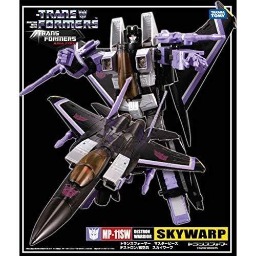 Takara Transformers Masterpiece MP-11SW Skywarp Figure Japan new .