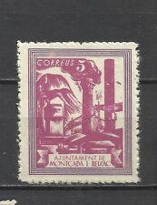 9202- SELLO LOCAL GUERRA CIVIL REPUBLICA ESPAÑOLA AJUNTEMENT MONTCADA I REIXAC.