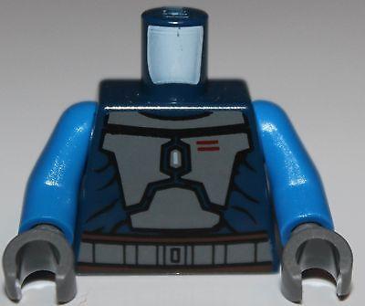 Lego Star Wars Dark Bluish Gray Jet Pack Minifig Neck Gear NEW