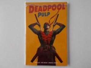 Deadpool-pulp - 2012 Marvel, Panini Comics. Par 1 --afficher Le Titre D'origine Riche Et Magnifique