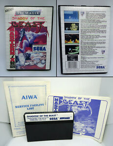 Shadow-of-the-Beast-Mastermix-92-incl-manual-SEGA-Master-System-MS-PAL-1991