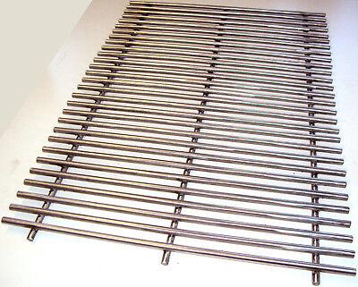 Grillrost 60 X 40 Cm Aus Edelstahl Rostfrei, Stäbe 8 Mm Stark, Grill Für Gewerbe Einen Einzigartigen Nationalen Stil Haben