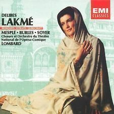 1 of 1 - Delibes: Lakmé (highlights), , Very Good