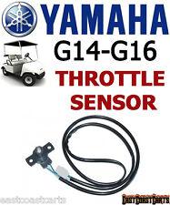 Yamaha 1995'-1996' G14-G16 Golf Cart Throttle Sensor 0-1k JN4-85885