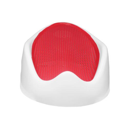 Baby Bath Time Splash /& Play Red Mesh Bath Tub Soft Support Comfort Seat