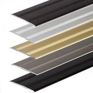Self Adhesive Anodised Aluminium Floor Bar Edge Trim