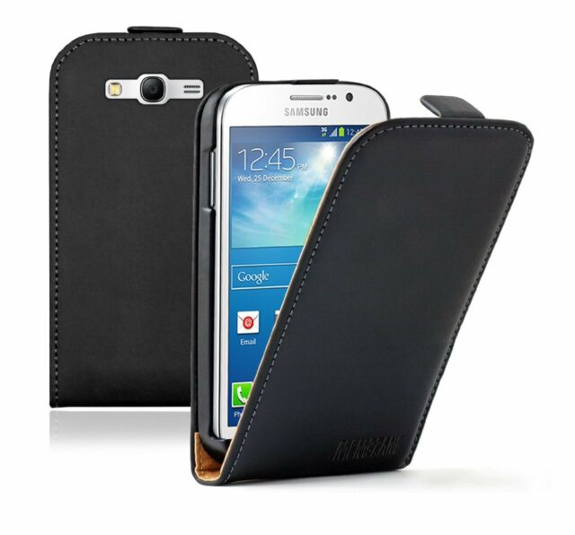 ULTRA SLIM Leather Flip Case Cover Pouch for Samsung Galaxy Grand Neo GT-i9060