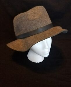 43dba86da Details about Gentlemans Grey H&M 100% Wool Hat