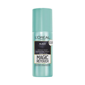 L'Oreal Magic Retouch Black 75mL
