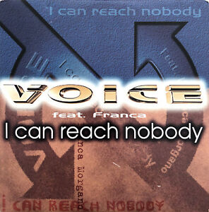 Voice-Feat-Franca-CD-Single-I-Can-Reach-Nobody-France-EX-EX