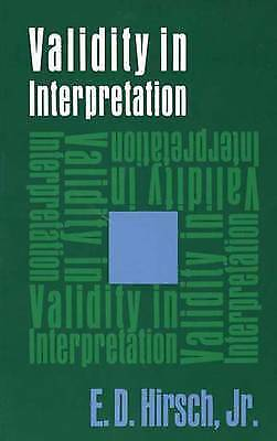 1 of 1 - Validity in Interpretation-ExLibrary