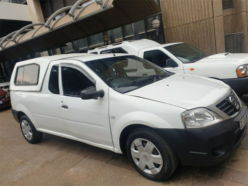 2012 Nissan NP200 1.5 dCi A/C + Safety Pack, White with 98000km available now!