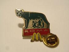 PIN'S Mc Donald's Roma