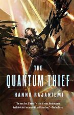 The Quantum Thief, Rajaniemi, Hannu, Good Books