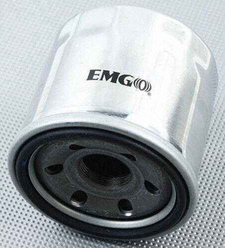 EMGO 1997-2009 Suzuki VZ800 Marauder OIL FILTER MICROGLASS 10-55672