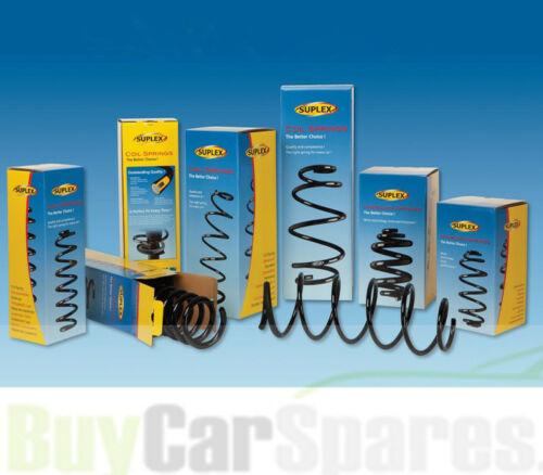 Fit with CHEVROLET ORLANDO Front Coil Spring 23529
