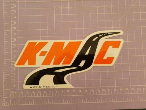 KMAC Suspension Sticker 19cm x 11cm approx As per image