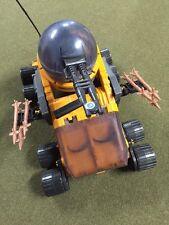 Vintage GI Joe Cobra DESTRO'S Razorback Plastic Figure Toy Vehicle Circa 1989