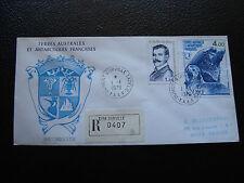 TAAF - enveloppe 1/1/1979 (cy85) (Z)