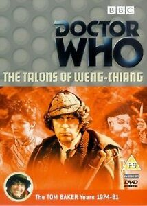 Doctor-Who-The-Talons-of-Weng-Chiang-Special-Edition-Triple-New-and-Sealed-DVD