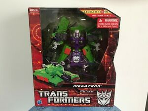 Transformers Generations Asia Exclusive Megatron Robot Toy Action Figure New