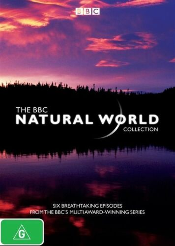 1 of 1 - Natural World Collection, BBC (DVD, 2009, 2-Disc Set, Region 4, New & Sealed) e4